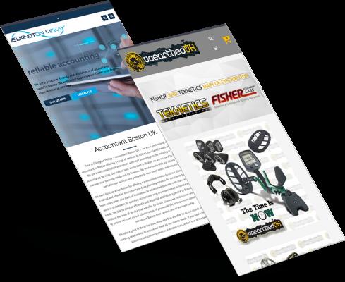 mobile web design barrow