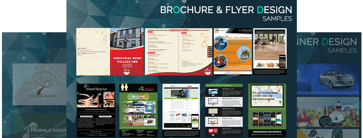 brochure design barrow